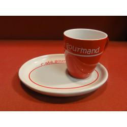 1 TASSE  A CAFE  GOURMAND EN GRES