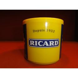 1 PETIT BAC A GLACE RICARD HT. 9.50CM