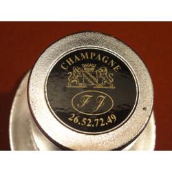 1 BOUCHON DE CHAMPAGNE FRANCIS JOBERT