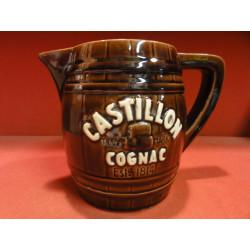 1 PICHET COGNAC CASTILLON