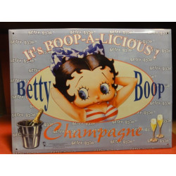 1 TOLE  BETTY BOOP