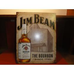 1 TOLE  JIM BEAM