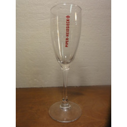 6 FLUTES A CHAMPAGNE PIPER HEIDSIECK 13CL