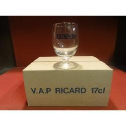 6 VERRES RICARD BALLON 17CL