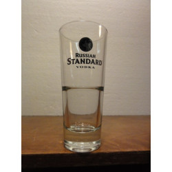 6 VERRES VODKA  RUSSIAN STANDAR