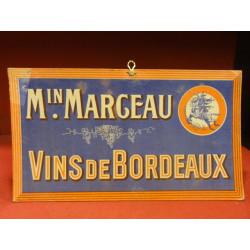 1 CARTON MARGEAU VINS DE BORDEAUX