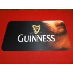 1 TAPIS DE BAR GUINNESS