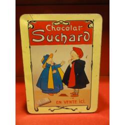 1 BOITE CHOCOLAT SUCHARD