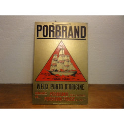 1 CARTON  PORBRAND VIEUX PORTO