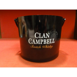 1 SEAU A GLACE CLAN CAMPBELL  HT 12.50CM