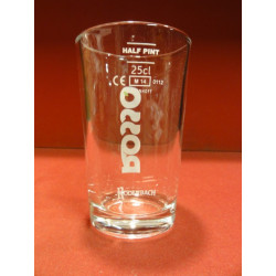 6 VERRES ROSSO RODENBACH 25CL