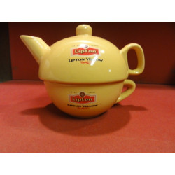 1 THEIERE LIPTON YELLOW 45CL