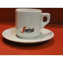 6 TASSES A CAFE SEGAFREDO  G. M 15CL