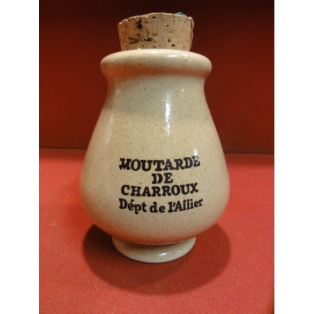 1 MOUTARDIER  MOUTARDE DE CHARROUX