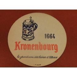 1 SOUS BOCK KRONENBOURG 1664 N5