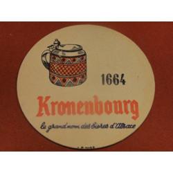 1 SOUS BOCK KRONENBOURG 1664 N6
