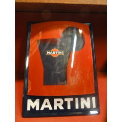1 TOLE PRESENTOIR MARTINI