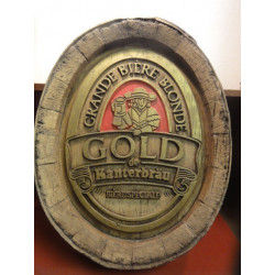1 FOND DE TONNEAU GOLD DE KANTERBRAU