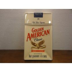 1 CENDRIER GOLDEN AMERICAN