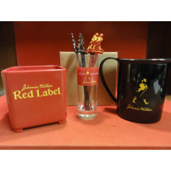 1 LOT JOHNNIE WALKER PROMO NOEL 2015