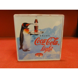 1 PORTE SOUS BOCK COCA-COLA  LIGHT