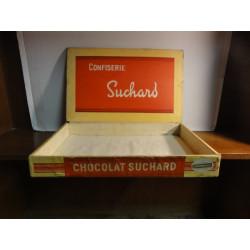 BOITE CHOCOLAT SUCHARD