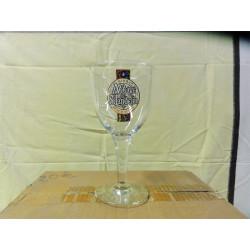 boite de 6 verres  abbaye st landelin  25cl