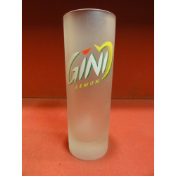 6 VERRES GINI LEMON 22CL