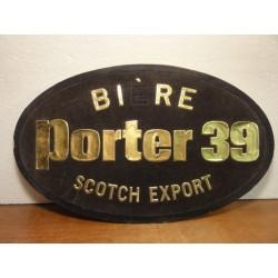 1 CARTON BIERE PORTER39