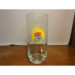 6 VERRES LIPTON  ACE TEA