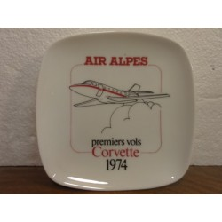 1 CENDRIER AIR ALPES