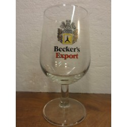 1 VERRE BECKER'S 25CL