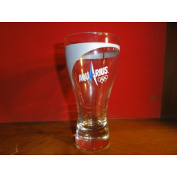 6 VERRES AQUARIUS 25CL