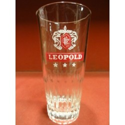 1 VERRE LEOPOLD 25CL