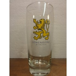 1 VERRE LOWENBRAU 50CL