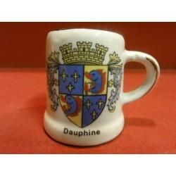 1 MINI CHOPE LE DAUPHINE  HT. 5CM