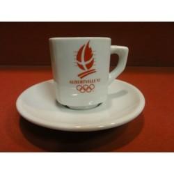 1 TASSE A CAFE  JEUX OLIMPIQUE ALBERVILLE 92
