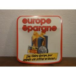 1 RAMASSE-MONNAIE EUROPE EPARGNE