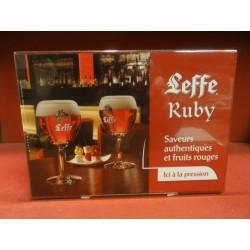 1 PRESENTOIR LEFFE  RUBY