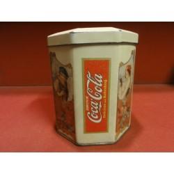 1 BOITE COCA-COLA  HT. 13CM