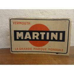 1 CARNET MARTINI/ROSSI