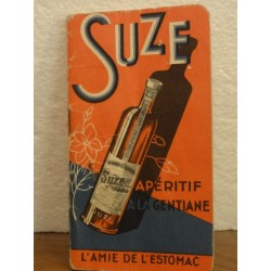 1 CARNET SUZE CALENDRIER 1936