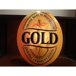 ENSEIGNE GOLD KANTERBRAU