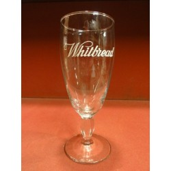1 VERRE  WHITBREAD 25CL