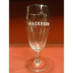 1 VERRE MACKESON 25CL
