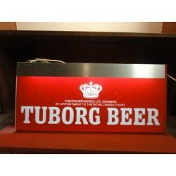 ENSEIGNE TUBORG BEER