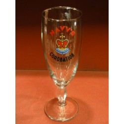 1 VERRE NAVY'S CORONATION 25CL