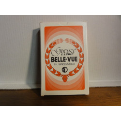 1 JEU DE 32 CARTES BELLE-VUE