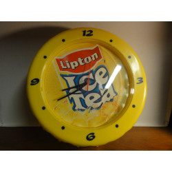 PENDULE LIPTON   ICE  TEA
