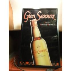 1 ENSEIGNE WHISKY GLEN SANNOX